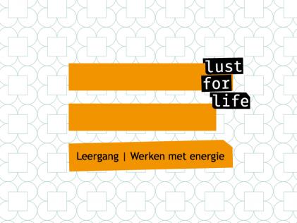 Leergang | Werken met energie